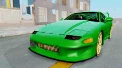 Mitsubishi GT3000 FnF para GTA San Andreas