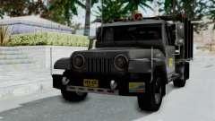 Jeep con Estacas Stylo Colombia