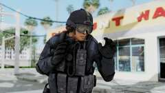 707 No Mask from CSO2 para GTA San Andreas