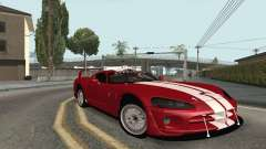 Dodge Viper Competition Coupe para GTA San Andreas