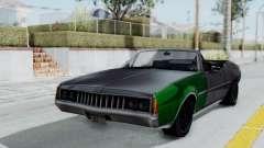 Clover Cabrio para GTA San Andreas
