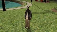 Black fam2 para GTA San Andreas