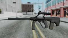 Vice City Beta Steyr Aug para GTA San Andreas