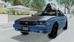 GTA 5 Vapid Stanier II Taxi