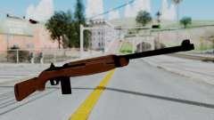 M1 Carbine para GTA San Andreas