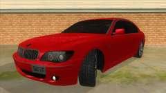 BMW 760 LI para GTA San Andreas