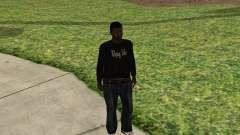 Black Madd Dogg (Thug life) para GTA San Andreas