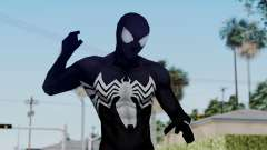 Marvel Future Fight Spider Man Black v1 para GTA San Andreas