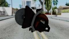 No More Room in Hell - Abrasive Saw para GTA San Andreas