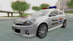 Opel-Vauxhall Astra Policia