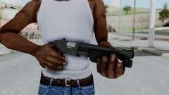 GTA 5 Sawnoff Shotgun
