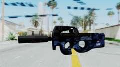 P90 Camo3 para GTA San Andreas