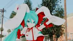 Hatsune Miku (Rabbit Girl) para GTA San Andreas