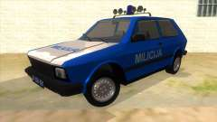 Yugo Koral Police