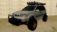 Nissan X-Trail 4x4 Dirty by Greedy