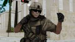 Crysis 2 US Soldier 1 Bodygroup B para GTA San Andreas