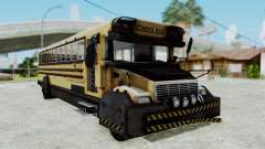 Armored School Bus para GTA San Andreas