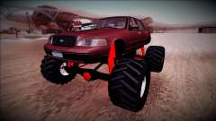 2003 Ford Crown Victoria Monster Truck