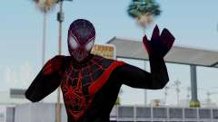 Marvel Future Fight Spider Man Miles v2 para GTA San Andreas