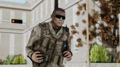 Crysis 2 US Soldier 2 Bodygroup A para GTA San Andreas