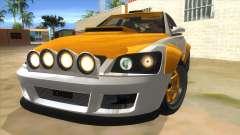 GTA V Karin Sultan RS 4 Door