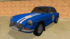 Richard Hammond MGB GT Top Gear para GTA San Andreas