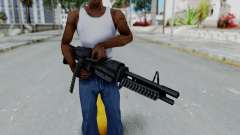 Vice City M60 para GTA San Andreas