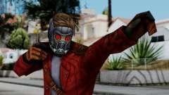 Marvel Future Fight - Star-Lord para GTA San Andreas