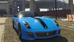 Ferrari 599 GTO[Replace]