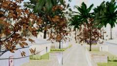 Vegetation Ultra HD para GTA San Andreas