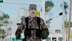 MH x Hungarian Army Skin para GTA San Andreas