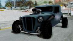 Wrench Rod para GTA San Andreas