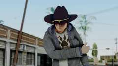 Carl Grimes from The Walking Dead