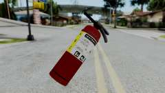 No More Room in Hell - Fire Extingusher para GTA San Andreas