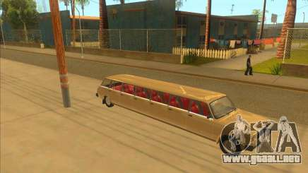 VAZ 2104 13-door para GTA San Andreas