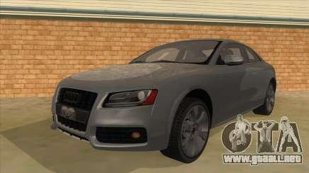 Audi S5 Sedan V8 para GTA San Andreas