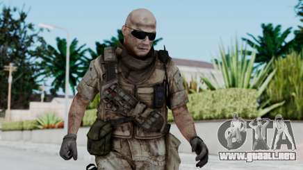 Crysis 2 US Soldier FaceB2 Bodygroup B para GTA San Andreas