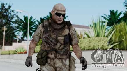 Crysis 2 US Soldier FaceB2 Bodygroup B para GTA San Andreas