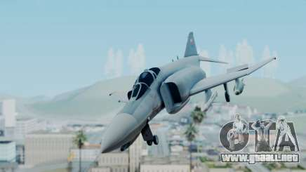 F-4E Phantom II Royal Noord-Hollandian Air Force para GTA San Andreas
