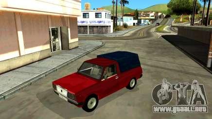 VAZ 2104 de Recogida para GTA San Andreas