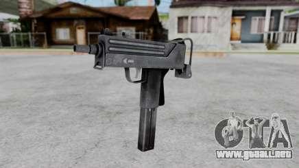 MAC-11 para GTA San Andreas