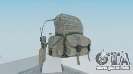 Arma 2 Backpack para GTA San Andreas
