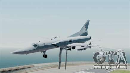 TU-22M3 para GTA San Andreas