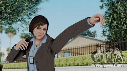 GTA 5 Karen Daniels IAA para GTA San Andreas