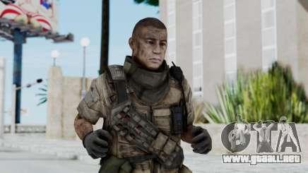 Crysis 2 US Soldier 6 Bodygroup B para GTA San Andreas