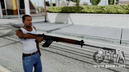 No More Room in Hell - FN FAL para GTA San Andreas