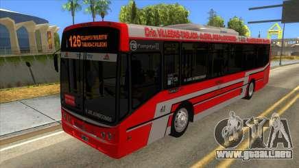 TodoBus Pompeya II Agrale MT15 para GTA San Andreas