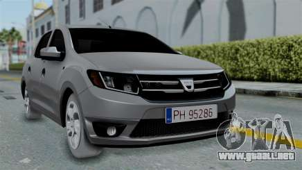 Dacia Logan para GTA San Andreas