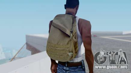 Arma 2 Czech Pouch Backpack para GTA San Andreas