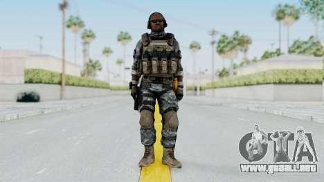Battery Online Soldier 6 v1 para GTA San Andreas segunda pantalla